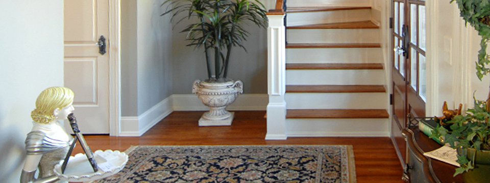 Staircases and Foyers